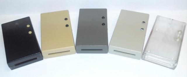 SD Card PCB Case/SD2IEC Case
