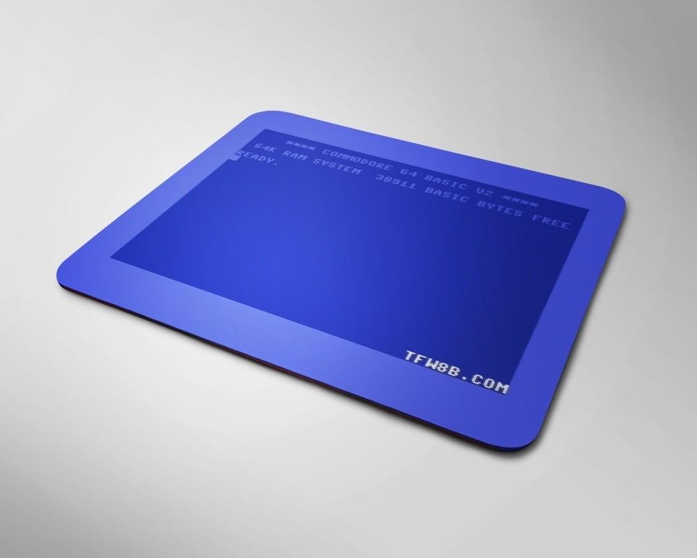 TFW8b C64 'Basic' Mouse Mat
