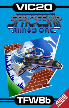 Space Ship Minus 1 - VIC20 (Unexpanded)
