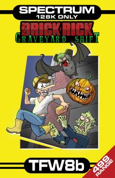 Brick Rick: Graveyard Shift ZX 128k