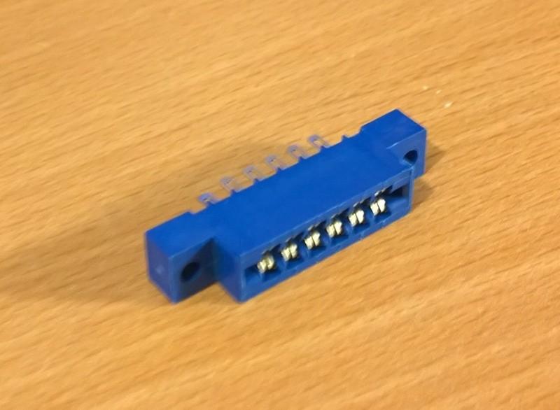 Commodore Cassette port connector