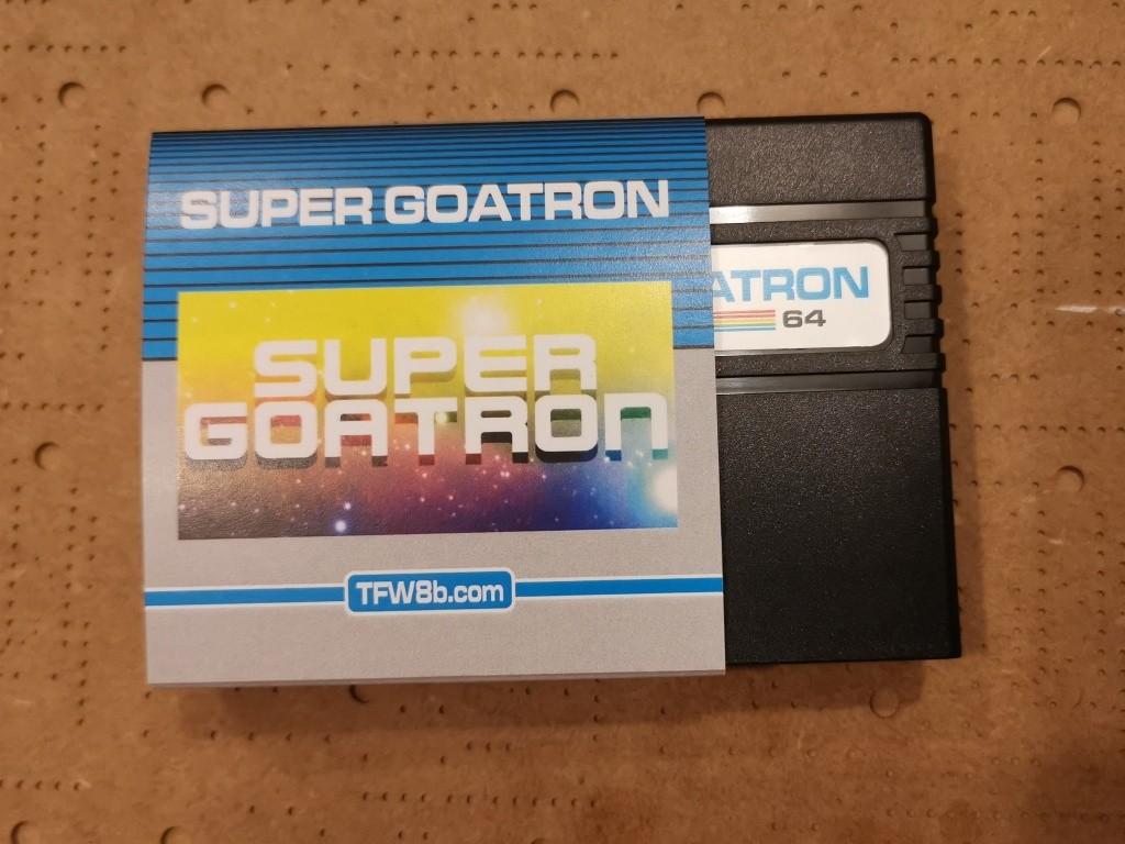 Super Goatron - C64