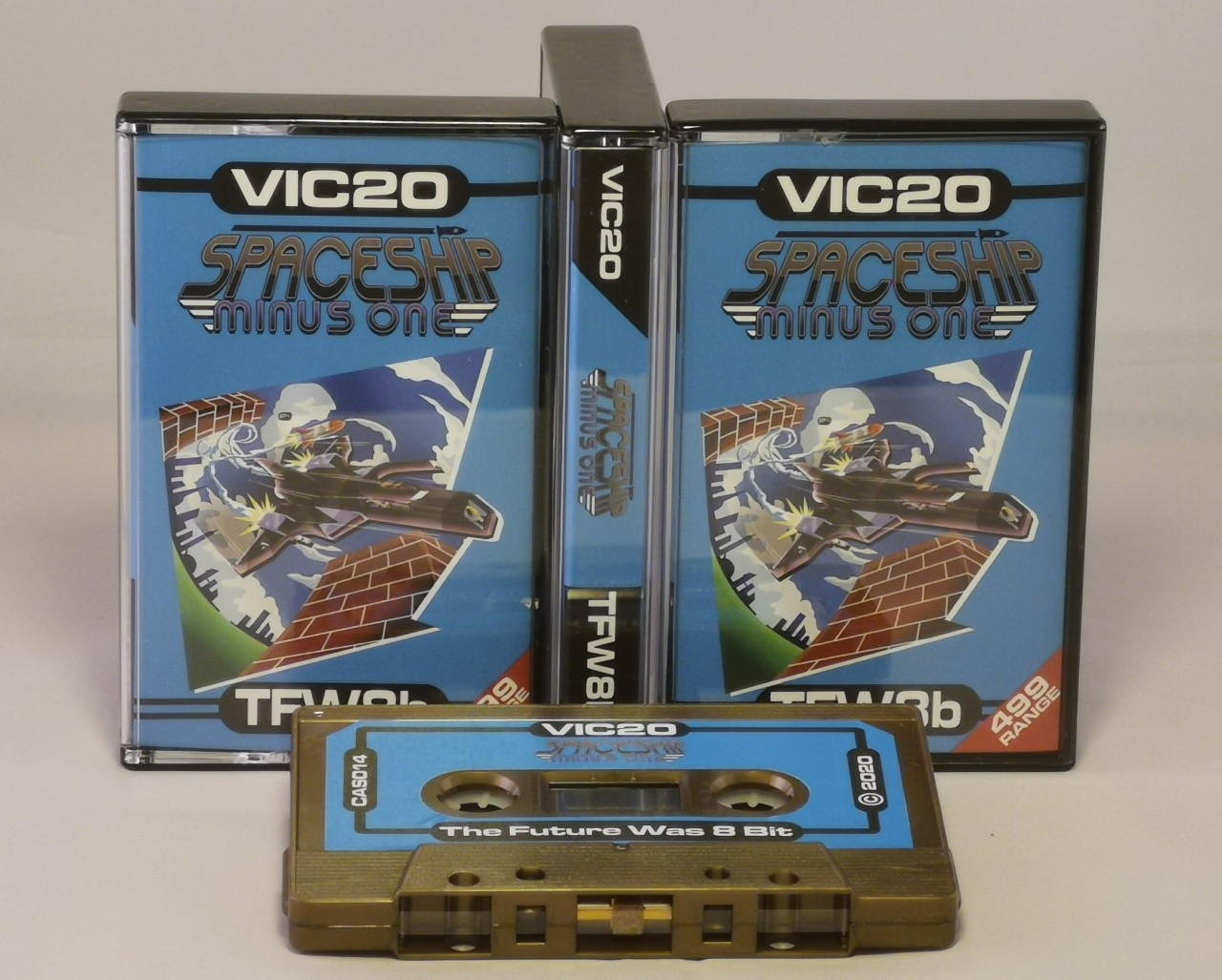 Space Ship Minus 1 - VIC20 (Unexpanded)
