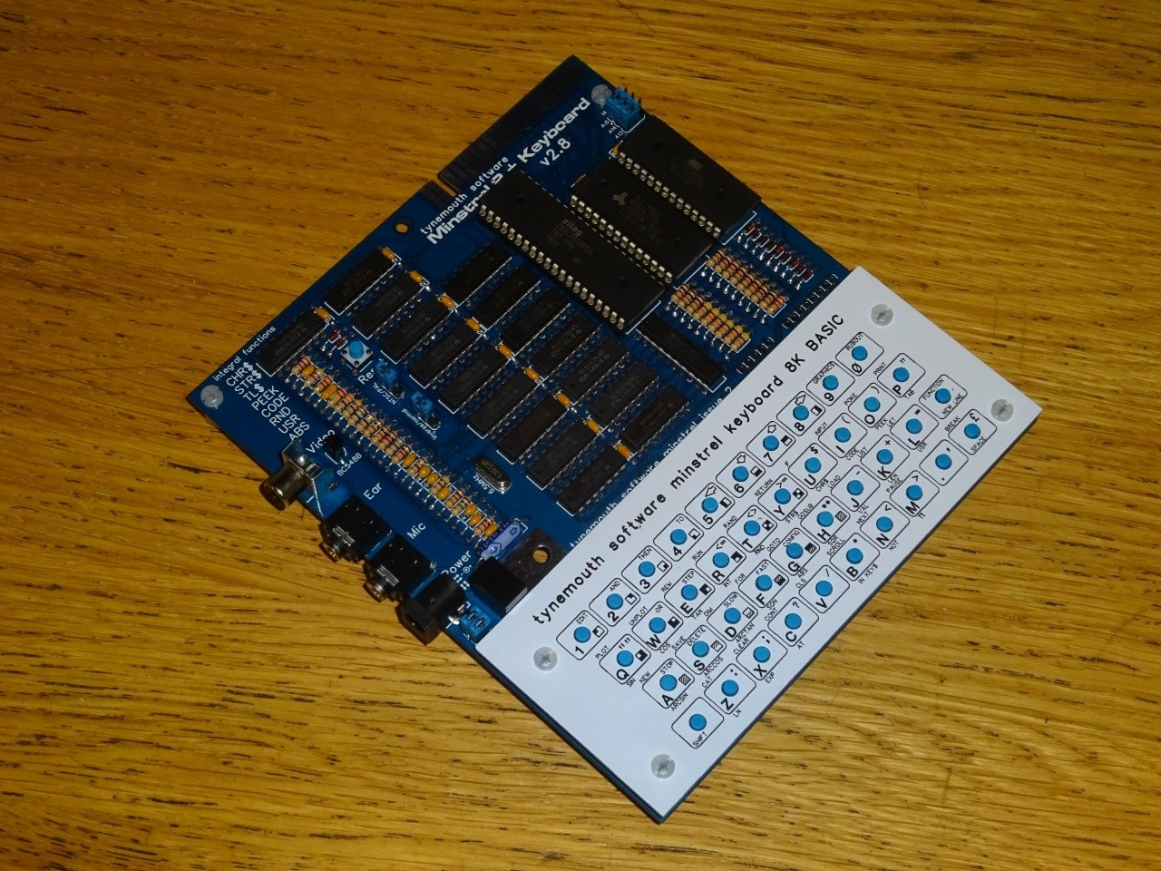 Minstrel 2 - ZX80 Compatible Kit