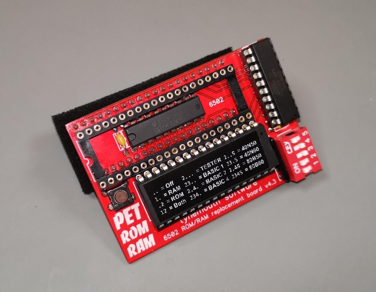 Commodore PET ROM RAM