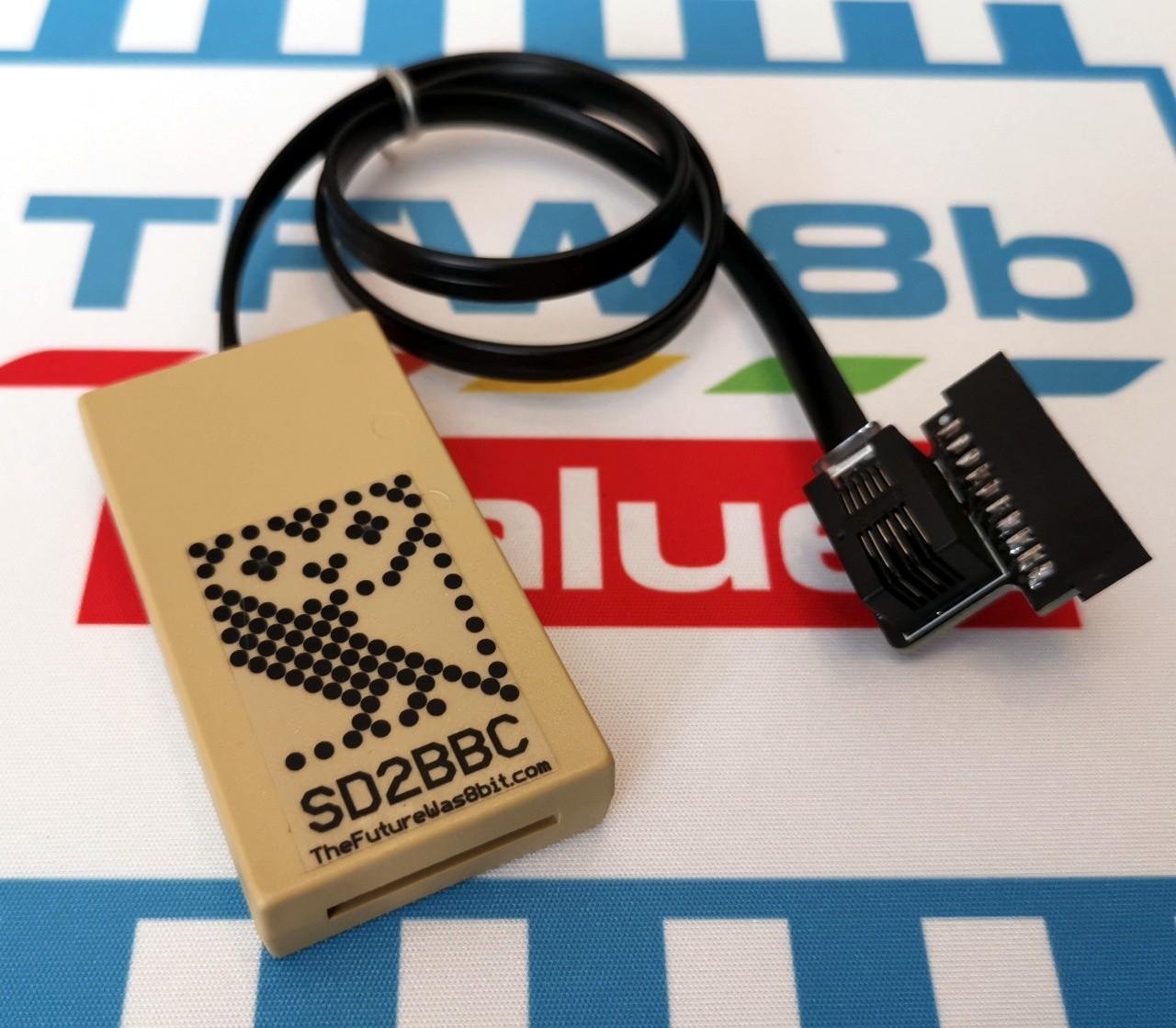 SD2BBC SPI SD Card Interface