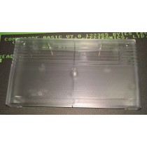 Commodore VIC20 Cartridge Case Clear Pre-Production