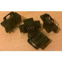 Atari/Commodore Joystick Socket