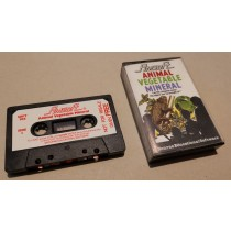 Animal Vegetable Mineral - CPC - Amsoft - Cassette -  NOS