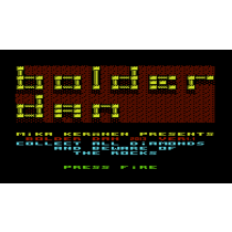 Bolder Dan - Digital Download - VIC20 + Unexpanded - Misfit