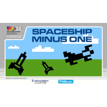 Spaceship Minus One - VIC20 Cartridge