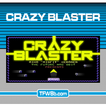 Crazy Blaster - C64
