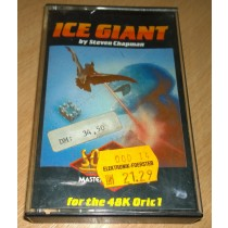 Ice Giant - Oric - Softek - NOS