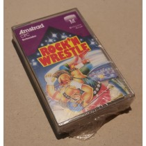 Rock'n Wrestle - Melbourne House - CPC - Cassette -  NOS