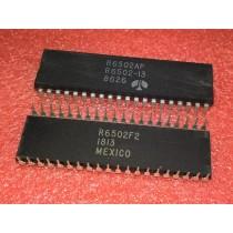 Rockwell 6502 CPU