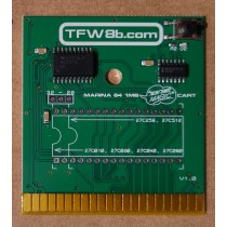 Marina 64 - Magic Desk Compatible - 1MB C64 Banked Cartridge PCB