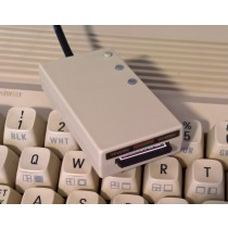 SD2IEC Made from recycled C64c ABS plastic