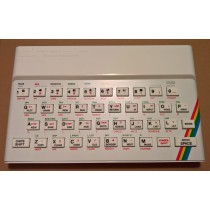 White ZX Spectrum Case Kit