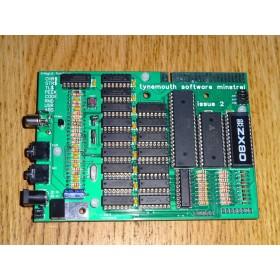 Minstrel - ZX80 Clone