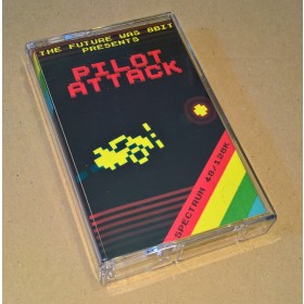 Pilot Attack - Sinclair ZX Spectrum - Misfit