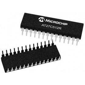 Atmel / Microchip AT27C512R-45PU