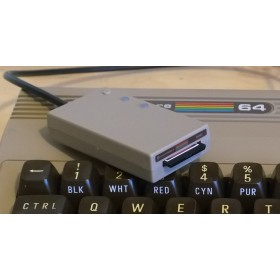 LIMITED EDITION Genuine recycled C64 plastic Cased SD2IEC v4