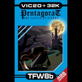 Pentagorat (2016) - VIC20 +32k - Misfit