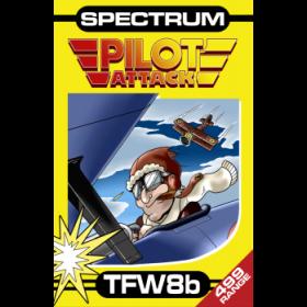 Pilot Attack - (Sinclair ZX Spectrum) - Misfit