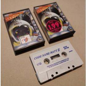 Codename Matt II - CPC - NOS
