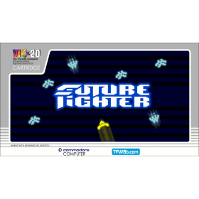 Future Fighter - VIC20 Cartridge