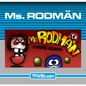 Ms RodmÄn - C64 Cartridge