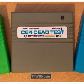 C64 Dead Test Cartridge