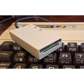 LIMITED EDITION Genuine recycled VIC20 plastic Cased SD2IEC v4