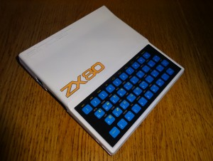 Minstrel - ZX80 Clone - Build Example