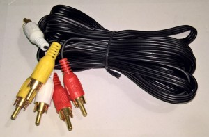 3 Meter RCA Cable