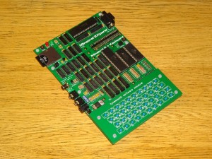 Minstrel 3 - A ZX81 Compatible kit