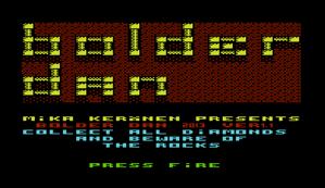 Bolder Dan - Digital Download - VIC20 + Unexpanded - Misfit