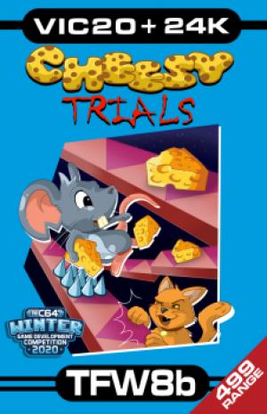 Cheesy Trials - VIC20 (+24k)