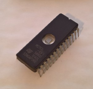 27C64A Eprom