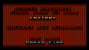 Fastboy - Digital Download - VIC20 + unexpanded - Misfit