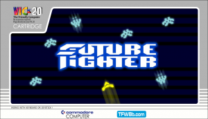 Future Fighter - VIC20