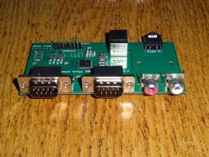 Amiga 500 USB Keyboard controller kit