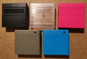 Commodore C64 Stumpy Cartridge Case