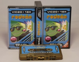 Rodmän - VIC20 +16k - Misfit