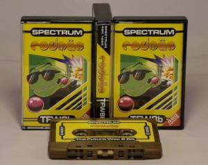 Rodmän - ZX Spectrum - Misfit