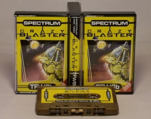 Crazy Blaster - ZX Spectrum