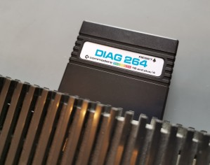 Dual Mode (PAL/NTSC) Diag264 Diagnostic Test Cartridge