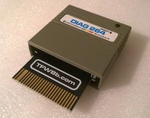 Diag 264 Test Cartridge