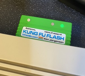Kung Fu Flash - C64 - PAL