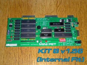 Mini PET - Internal Fit - KIT B
